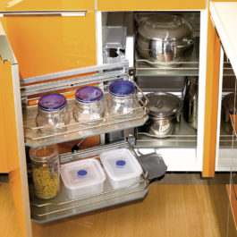 Base Cabinet Organizers